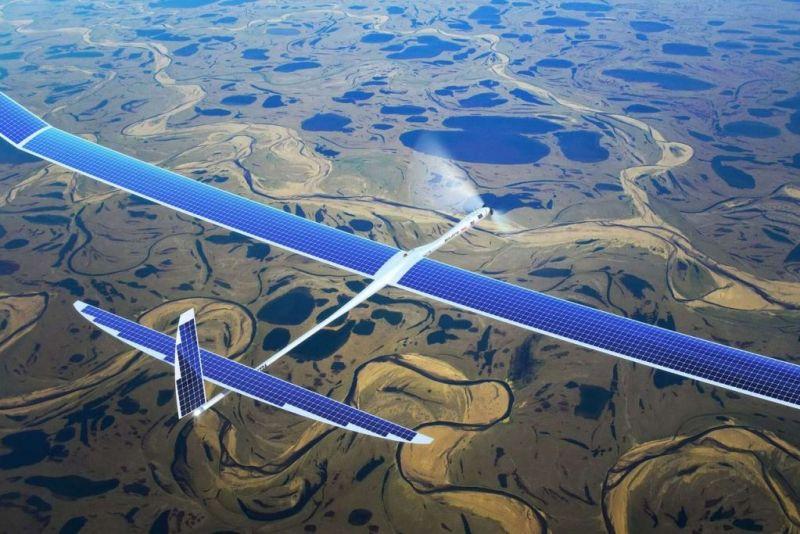 Project Skybender: Google busca ofrecer internet 5G mediante drones - project-skybender