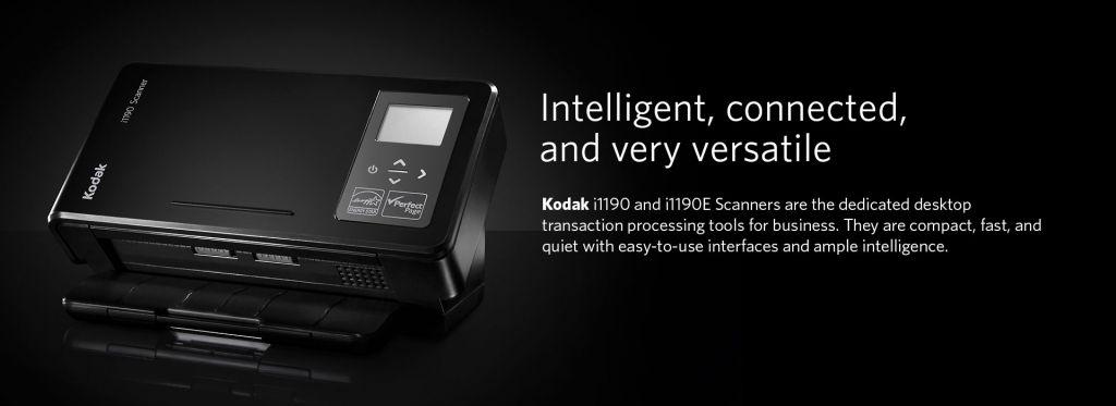 Kodak Alaris lanza nuevos scanners que mejoran la captura basada en web - scanners-i1190-e-i1190e-de-kodak-alaris