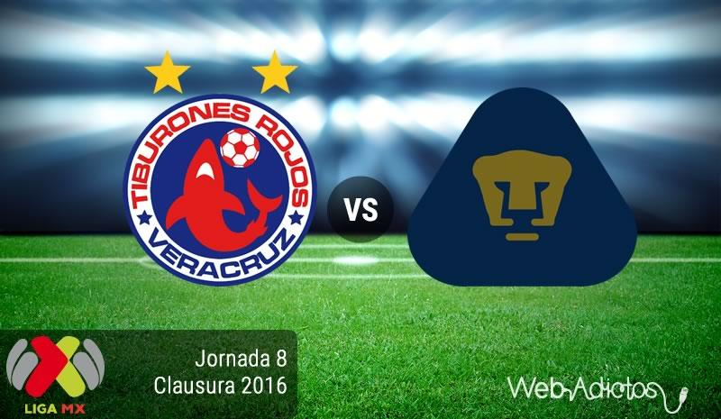 Veracruz vs Pumas, Jornada 8 del Clausura 2016 | Liga MX - veracruz-vs-pumas-jornada-8-del-clausura-2016