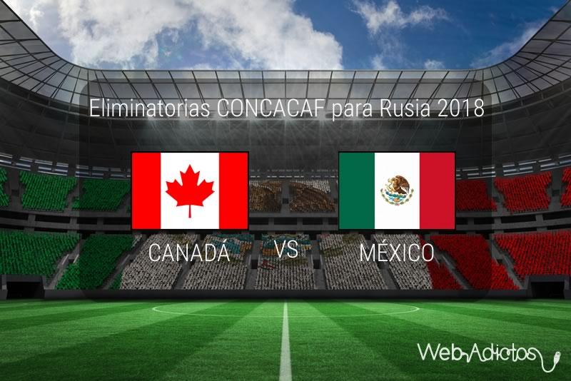 Canadá vs México, Eliminatorias para Rusia 2018 | Resultado: 0-3 - canada-vs-mexico-eliminatorias-para-rusia-2018