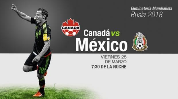 Canadá vs México, Eliminatorias para Rusia 2018 | Resultado: 0-3 - canada-vs-mexico-por-televisa-deportes-eliminatorias-rusia-2018