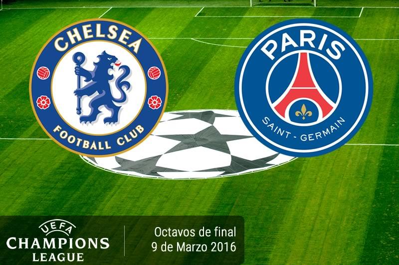 Chelsea vs PSG, Octavos de Champions League 2016 | Vuelta - chelsea-vs-psg-en-champions-league-2015-2016