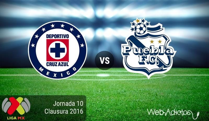 Cruz Azul vs Puebla, Jornada 10 del Clausura 2016 | Liga MX - cruz-azul-vs-puebla-jornada-10-del-clausura-2016