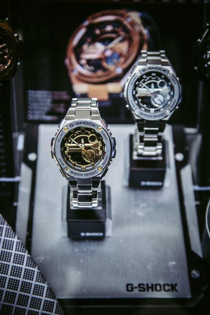 Nueva colección de relojes G-SHOCK que eleva los estándares de resistencia - g-steel-g-shock
