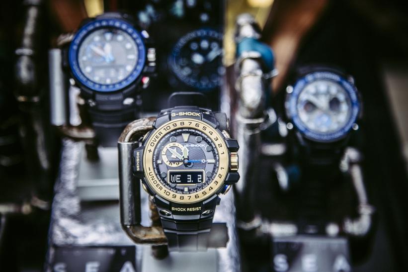 Nueva colección de relojes G-SHOCK que eleva los estándares de resistencia - gulfmaster-gwn-1000gb-1a