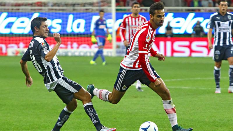 A qué hora juega Chivas vs Monterrey en el Clausura 2016 y qué cana lo transmite - horario-chivas-vs-monterrey-en-el-clausura-2016
