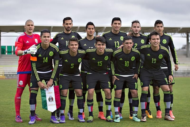 A qué hora juega México vs Portugal Sub 23 y en qué canal se transmite - horario-mexico-vs-portugal-sub-23-amistoso-2016