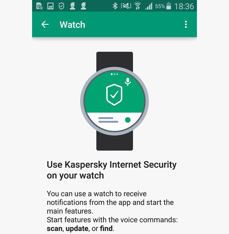 El nuevo Kaspersky Internet Security para Android protege hasta Wearables - kaspersky-internet-security-para-android-wearables