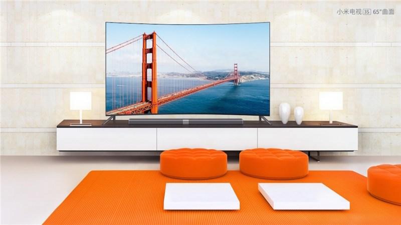 Xiaomi presenta sus televisores Mi TV 3S - mi-tv-3s-curved-2