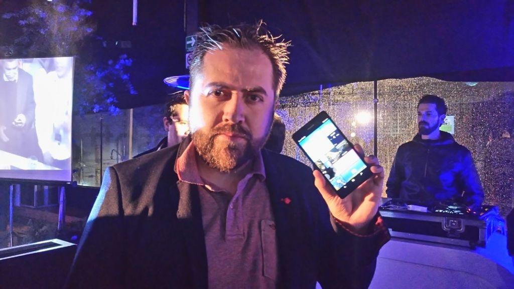 El Lumia 650 llegó a México; diseño y productividad juntos en un smartphone - sorlak-lumia