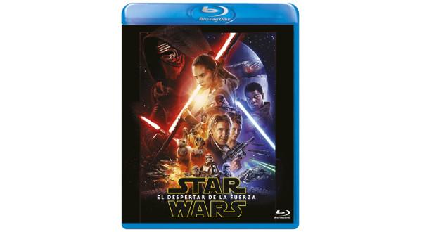 ¿Qué incluirá 'El Despertar de la Fuerza' en su lanzamiento a Blu Ray y DVD? - star-wars-el-despertar-de-la-fuerza-dvd-cover