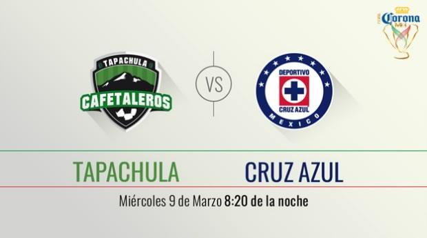 Tapachula vs Cruz Azul, Copa MX Clausura 2016 | Llave 3 vuelta - tapachula-vs-cruz-azul-por-televisa-deportes-copa-mx-clausura-2016