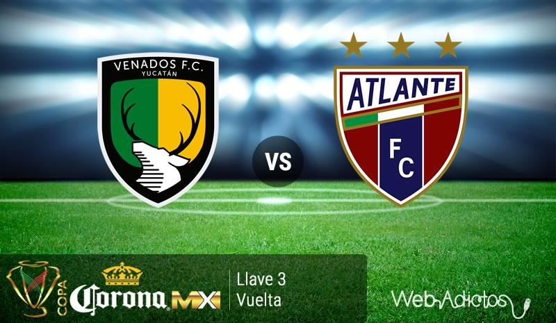 Venados vs Atlante, Jornada 6 de Copa MX Clausura 2016 - venados-vs-atlante-en-la-copa-mx-clausura-2016