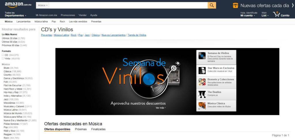 Amazon México te prepara para el Festival Vive Latino 2016 - amazon-music