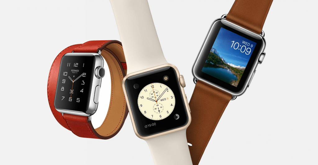 El Apple Watch 2016 sólo tendría cambios internos. - apple-watch