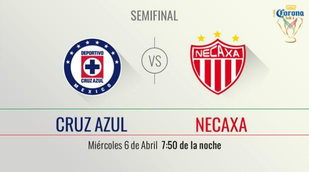 Cruz Azul vs Necaxa, Semifinal de Copa MX C2016 | Resultado: 2-3 - cruz-azul-vs-necaxa-copa-mx-clausura-2016-por-internet