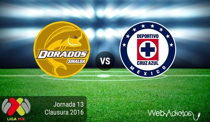 Dorados vs Cruz Azul, Torneo Clausura 2016 | Resultado: 3-0 - dorados-vs-cruz-azul-jornada-13-del-clausura-2016