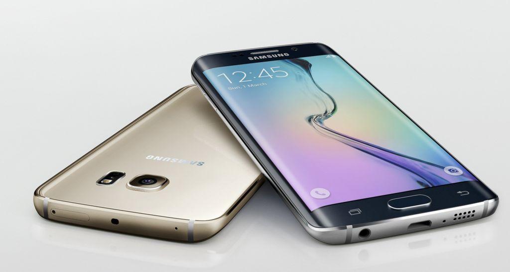 El Galaxy Note 6 podría presentarse con pantalla curva. - galaxy-s6-edge-gaalxy-note-6