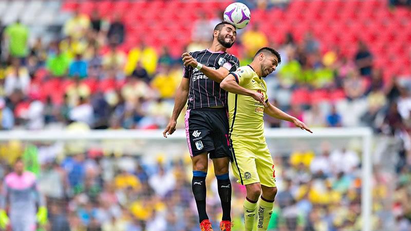 A qué hora juega América vs Querétaro en el Clausura 2016 y en qué canal se transmite - horario-america-vs-queretaro-en-el-clausura-2016
