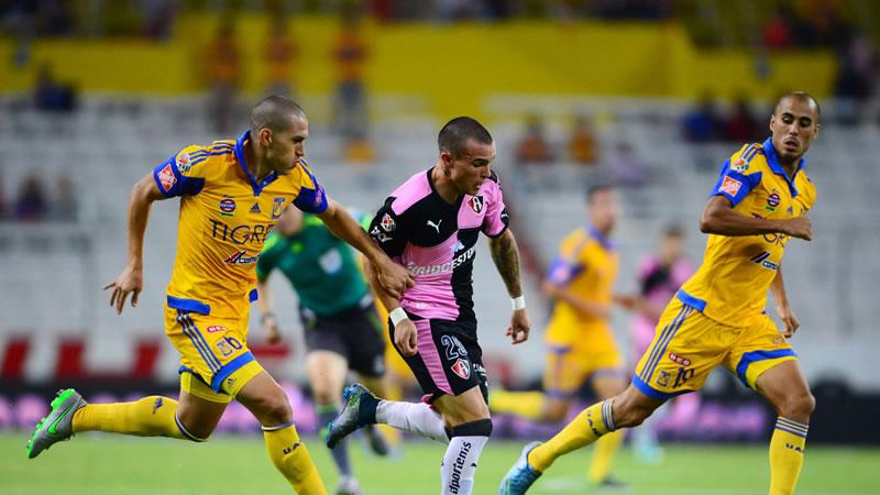 A qué hora juega Tigres vs Atlas en el Clausura 2016 y qué canal pasa el partido - horario-tigres-vs-atlas-clausura-2016