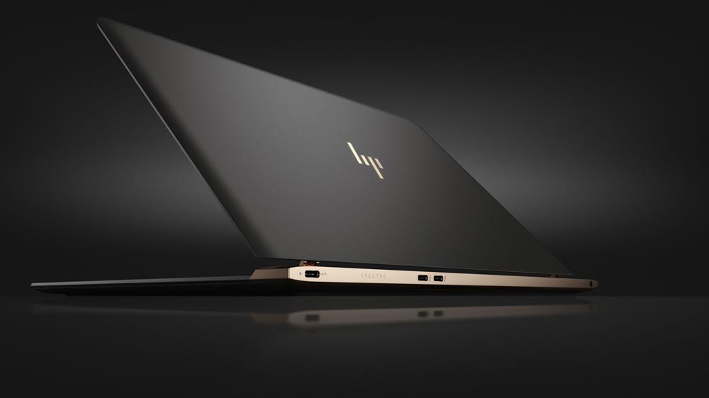 HP Spectre, la laptop más delgada del mundo ¡Te va a encantar! - hp-spectre-13-3_rear-facing