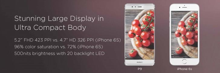 Nuevos Huawei P9 y P9 Plus, los gama alta de la firma china. - huawei-p9-2