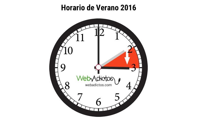 Inicia el horario de verano 2016 el domingo 3 de Abril - inicia-horario-de-verano-2016-mexico