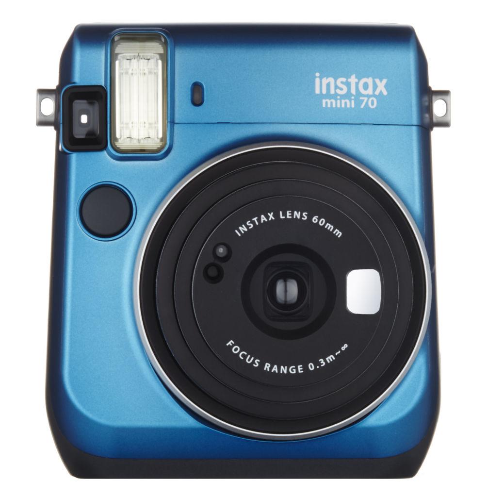 Lanzan nuevas cámaras Instax de FUJIFILM: Mini Hello Kitty y Mini 70 - instax-mini-70-fujifilm-1