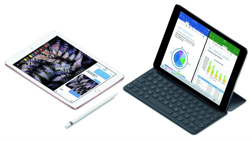 iPad Pro de 9.7 pulgadas es difícil de reparar - ipadpro10-applepencil-smartkeyboard-splitview_pr-p