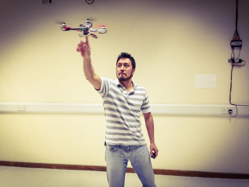 Mexicano optimizará vuelo de drones a través de redes neuronales - optimizar-vuelo-de-drones-redes-neuronales