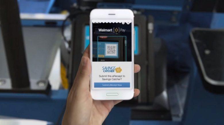 Walmart presenta un sistema de pagos móviles mediante códigos QR - walmart-pay-pagos-moviles