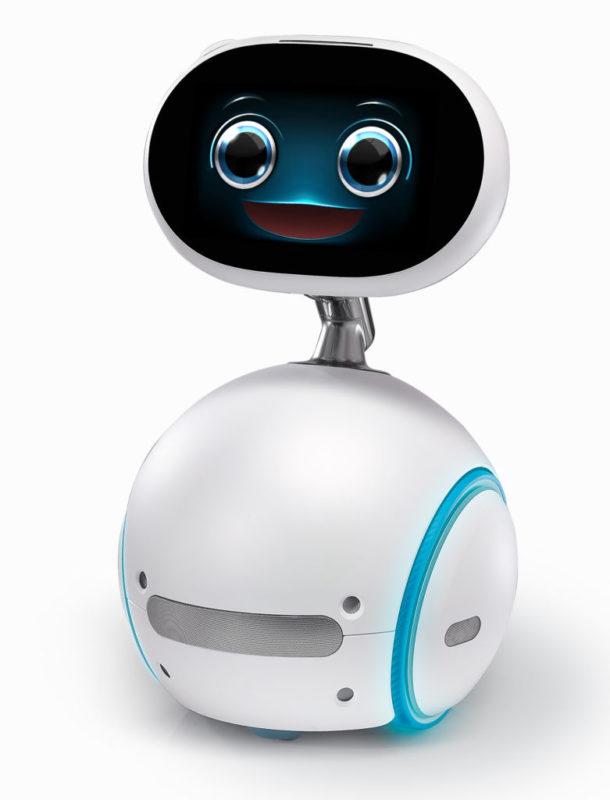 ASUS Zenbo, el primer robot para el hogar - asus-zenbo-active-610x800