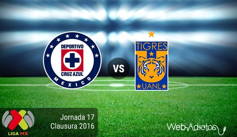 Cruz Azul vs Tigres, Jornada 17 del Clausura 2016 | Resultado: 0-3 - cruz-azul-vs-tigres-jornada-17-del-clausura-2016