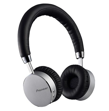 Nuevos audífonos inalámbricos Bluetooth Pioneer con tecnología NFC - img_se_mj561bt_s