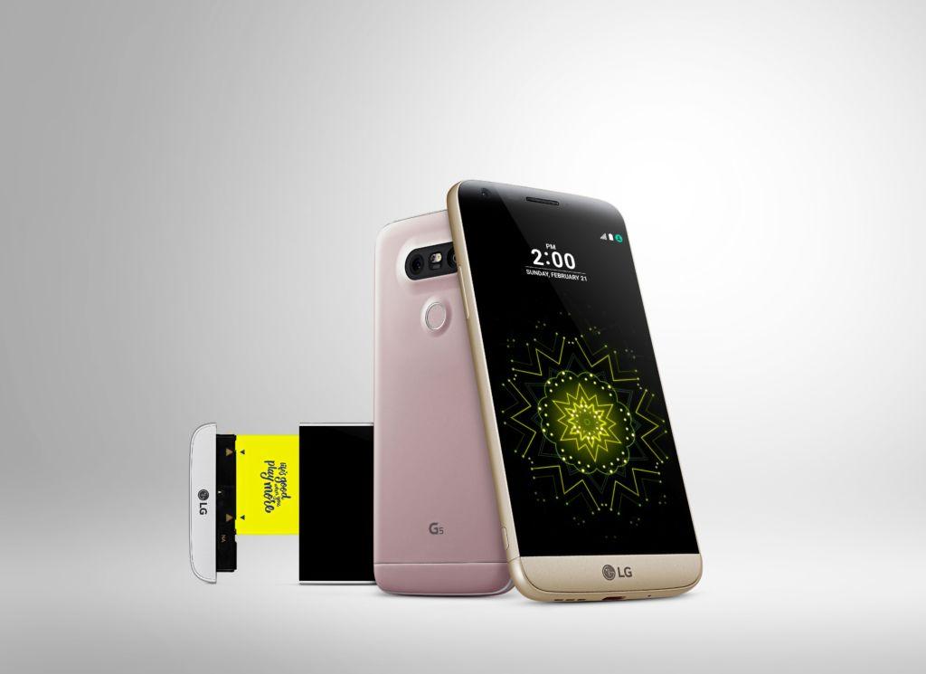 LG G5 SE, el primer smartphone modular es presentado en México - lg-g5