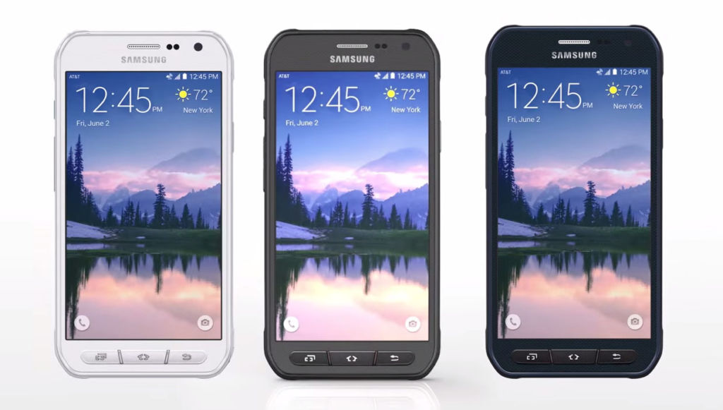 Se filtran fotos del Galaxy S7 Active - samsung-galaxy-s6-active-1