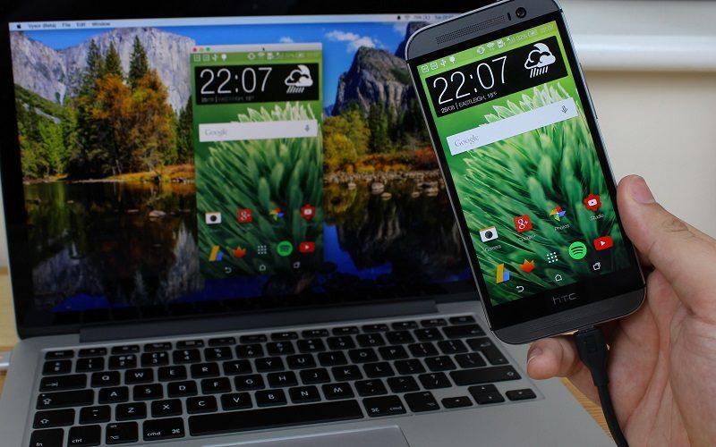 Vysor, la app para controlar tu Android desde una computadora, desaparece de Play Store - vysor-app-800x500