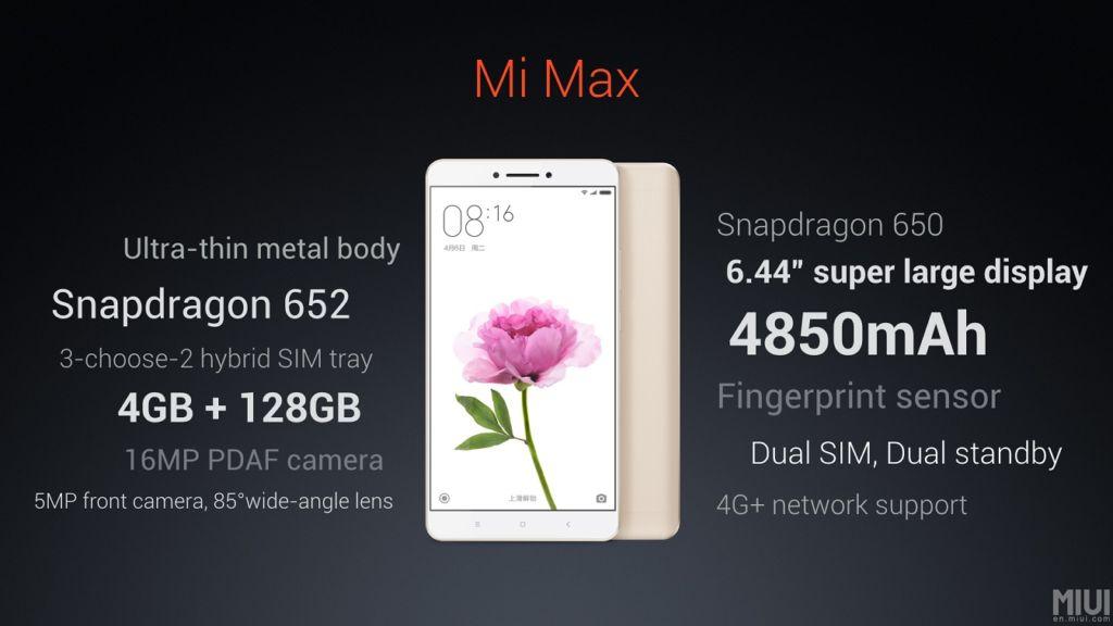 Xiaomi presenta el Mi Max: su smartphone más grande hasta ahora - xiaomi-mi-max-official-6