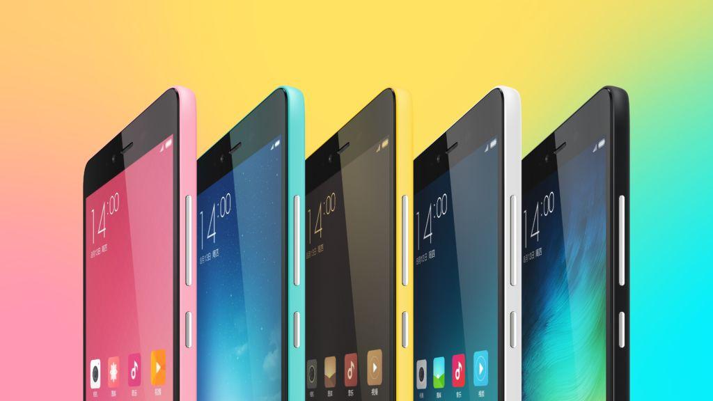 xiaomi redmi note 2 Xiaomi es el fabricante líder de móviles en China