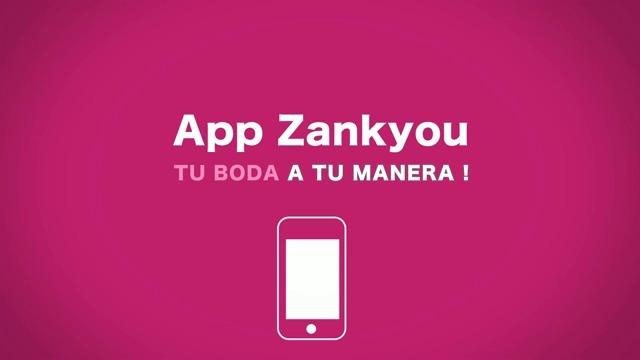 App ZankYou, aplicación para la organización integral de bodas - zankyou