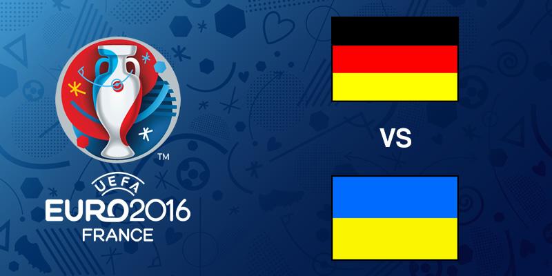 Alemania vs Ucrania, Eurocopa 2016   Resultado: 2-0 - alemania-vs-ucrania-eurocopa-2016
