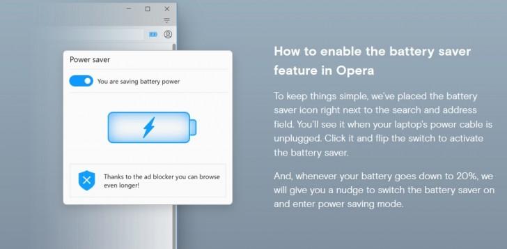 Opera añade ahorro de batería en su versión pública - baterry-saver-opera