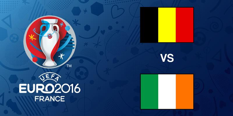 Bélgica vs Irlanda, Eurocopa 2016   Resultado: 3-0 - belgica-vs-irlanda-eurocopa-2016