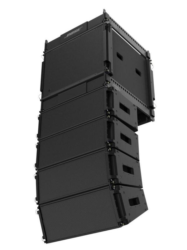 InfoComm 2016: ShowMatch DeltaQ Bose, nuevo sistema de arreglo de altavoces - bose-showmatch-sistema-arreglo-de-altavoces-600x800
