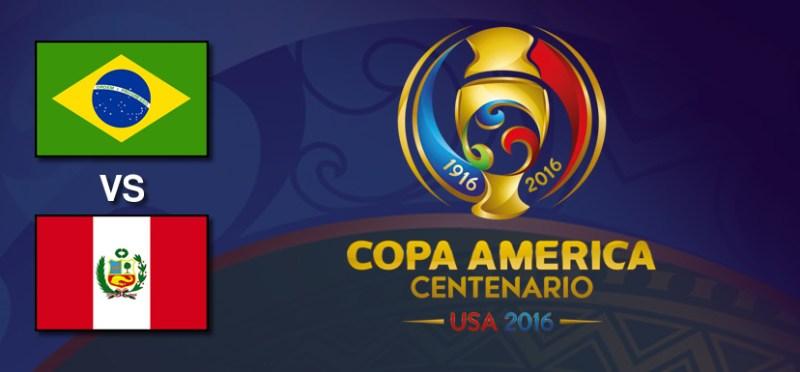 Brasil vs Perú, Copa América Centenario   Resultado: 0-1 - brasil-vs-peru-copa-america-centenario-2016
