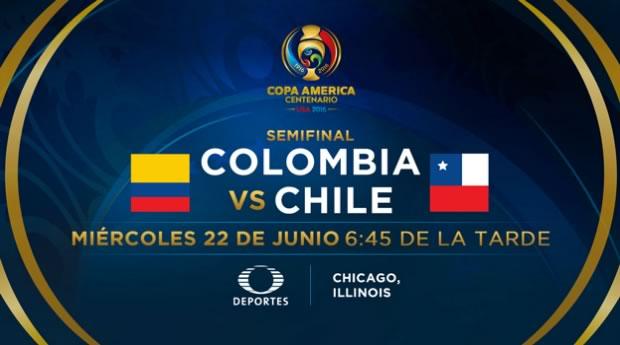 Colombia vs Chile en Copa América Centenario 2016 | Resultado: 0-2 - colombia-vs-chile-en-vivo-copa-america-centenario