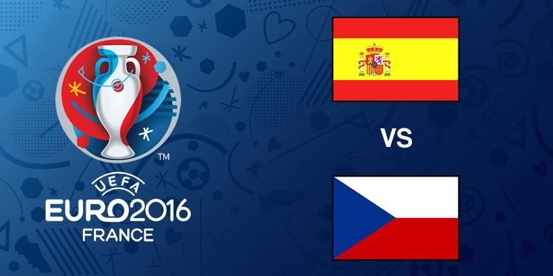 España vs República Checa, Eurocopa 2016   Resultado: 1-0 - espana-vs-republica-checa-eurocopa-2016