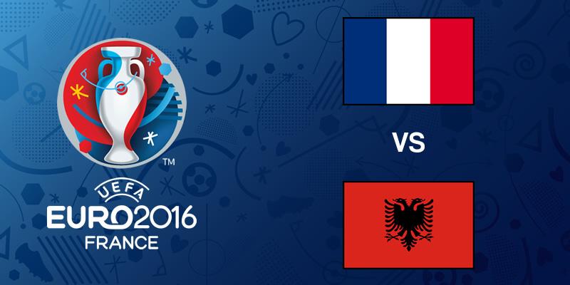 Francia vs Albania, Eurocopa 2016 | Resultado: 2-0 - francia-vs-albania-eurocopa-2016