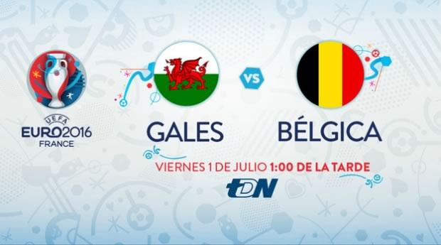 Gales vs Bélgica, Cuartos de Final EURO 2016 | Resultado: 3-1 - gales-vs-belgica-en-vivo-euro-2016