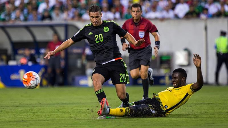 México vs Jamaica: A qué hora juegan en la Copa América 2016 y en qué canal - hora-mexico-vs-jamaica-copa-america-centenario-2016